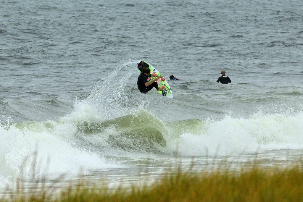 Alex Brooks Aftermath Surfboards Air
