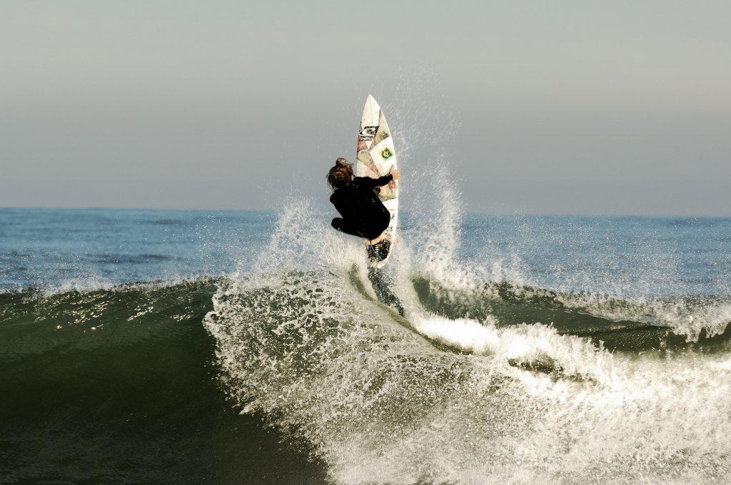 Alex Brooks Aftermath Surfboards