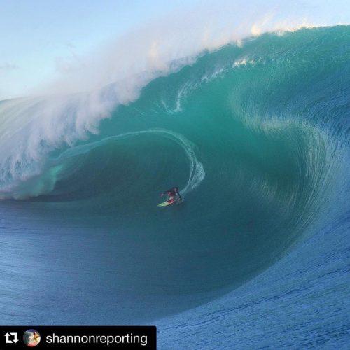 Keala Kennelly Aftermath Surfboards Teahupoo Barrel